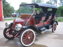 1915 Stanley Mountain Wagon