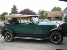 1923 Stanley Touring