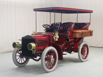 1904 White Type E Rear Entry
