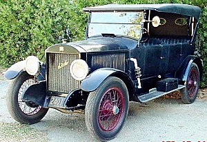 1920 Stanley Steamer For Sale - 735-B Touring - 7 passenger