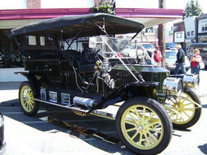 1911 Stanley 7 passenger 30 hp model 85