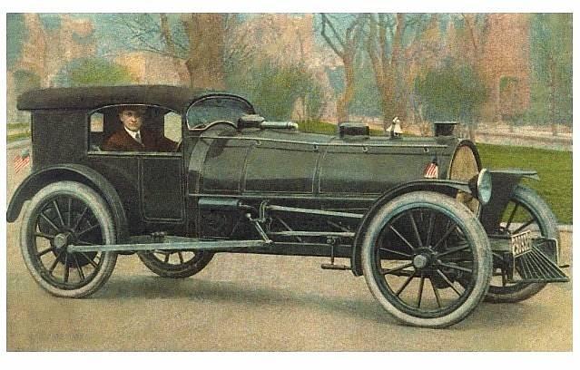Stanley Steamer Car >> Stanley Steam Car. Badass... [639x408] : steamporn