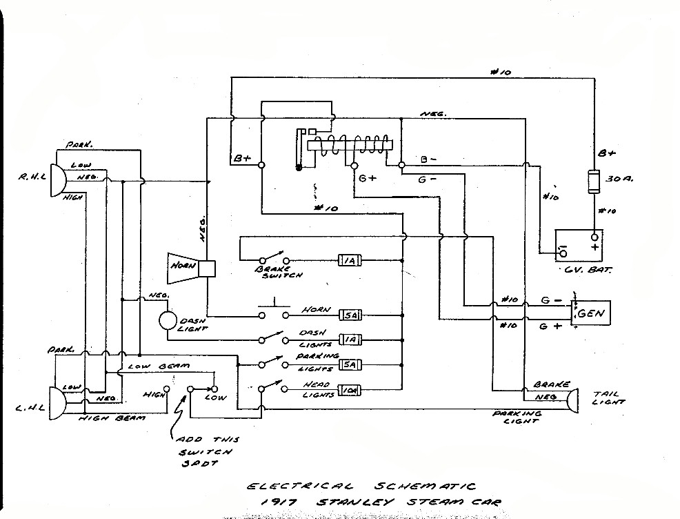 1917electrical techpage exhaust cutout wiring diagram at panicattacktreatment.co
